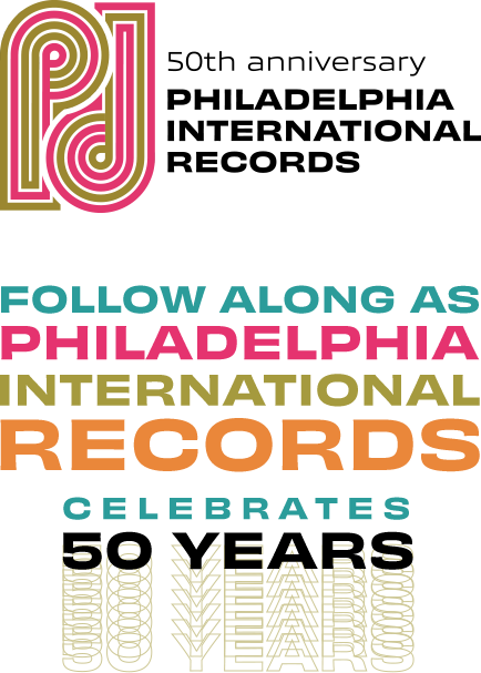 Follow Along As Philadelphia International Records Celebrates 50 Years